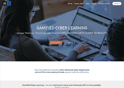 Gamified Cyber Learning