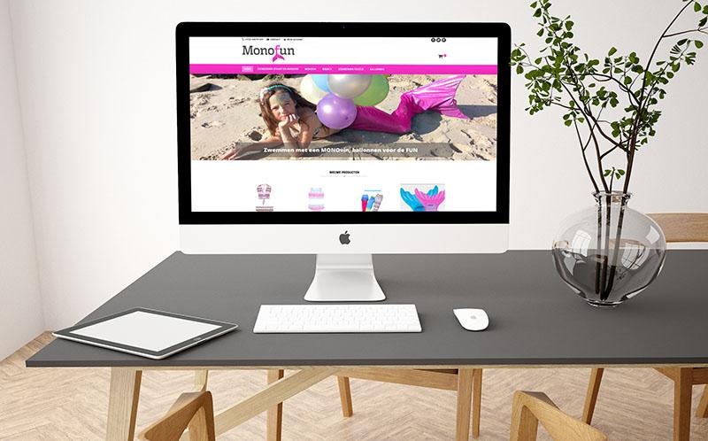 webdesign breda: webkunner portfolio - Monofun