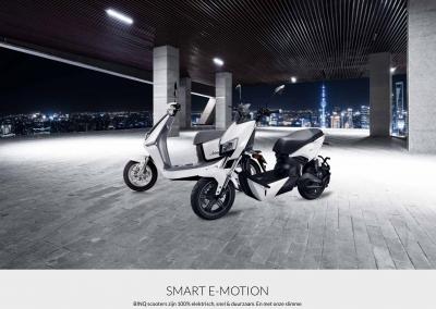 Binq electrische scooters