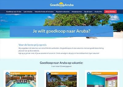 Goedkoop Aruba